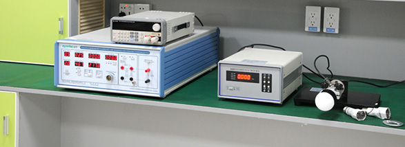 Lamp safety test equipment